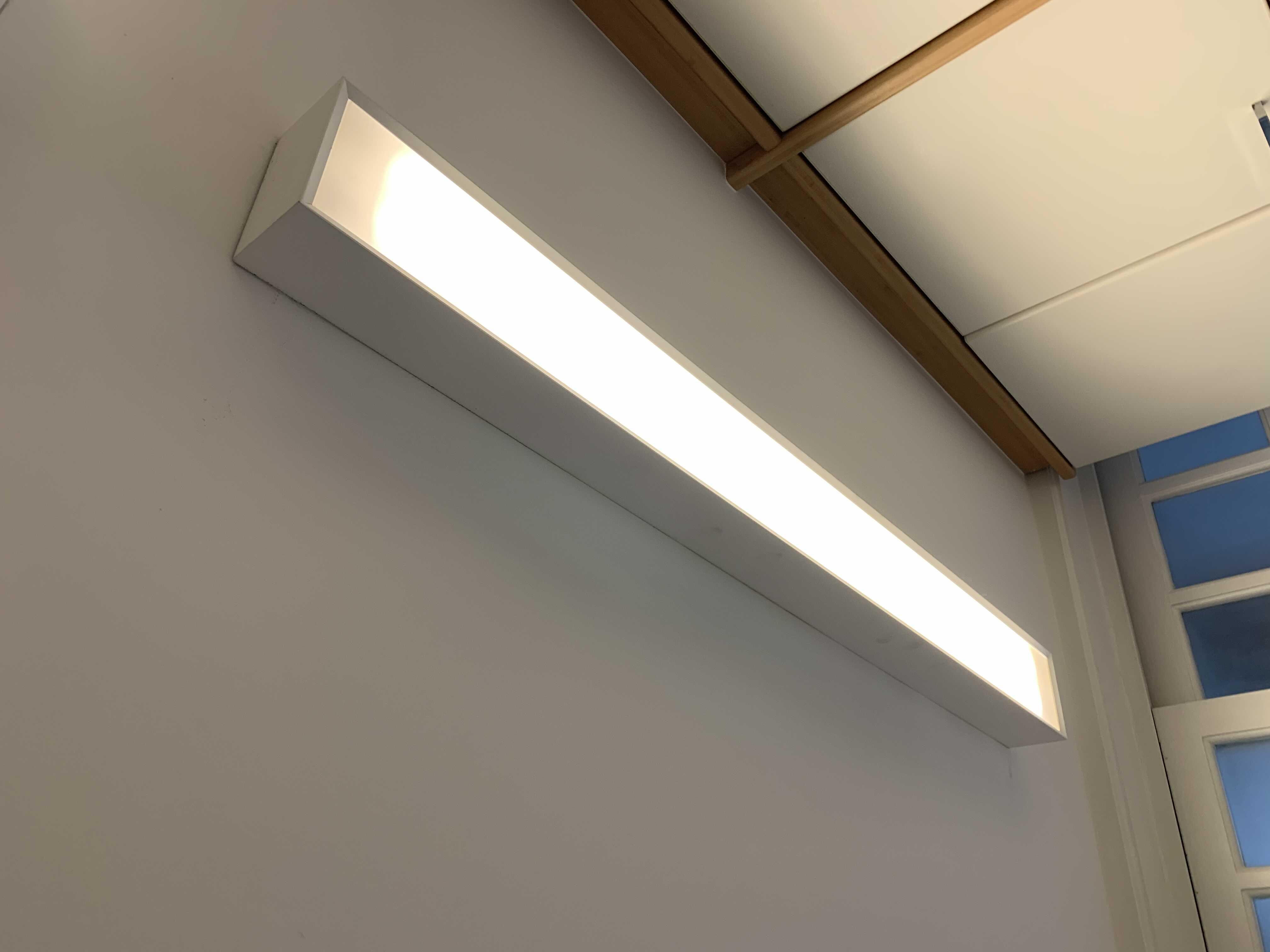 Conversão pra LED de luminária