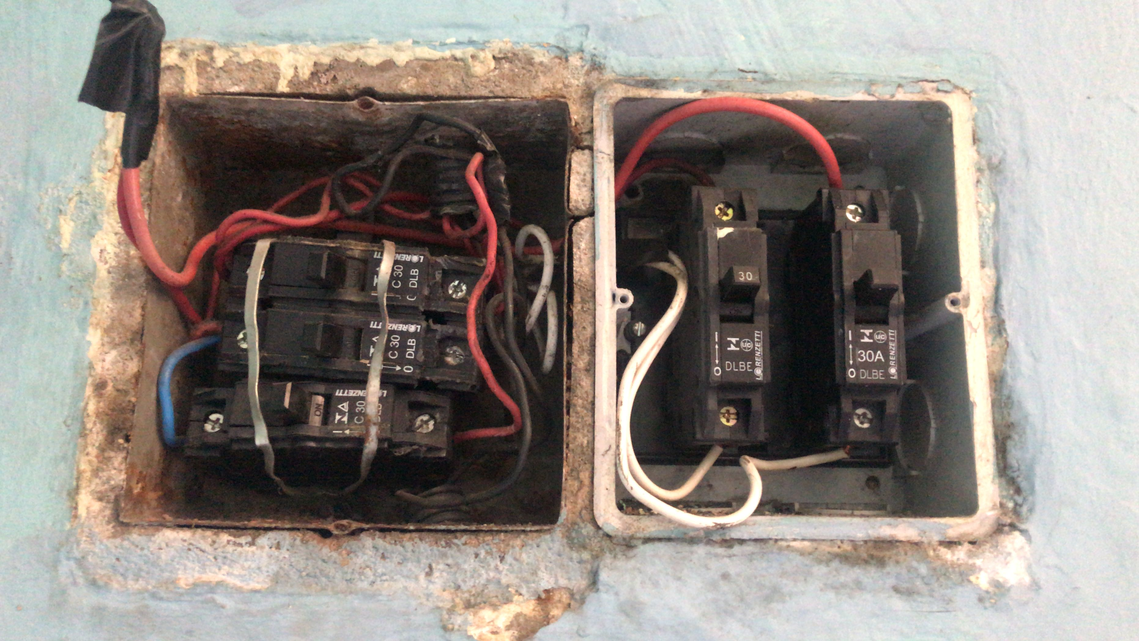 Adequação elétrica