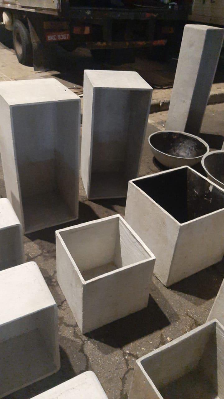 Trabalhamos com diversas variedade de vasos