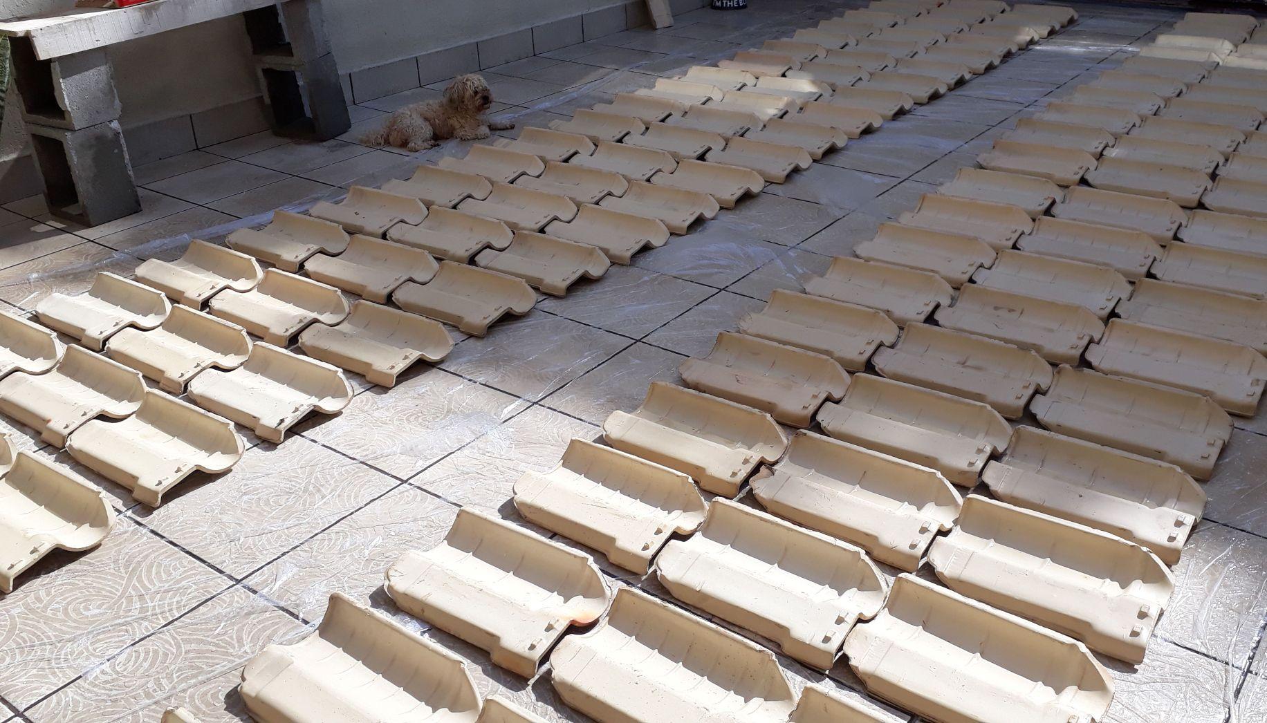 limpeza e impermeabilização de telhas