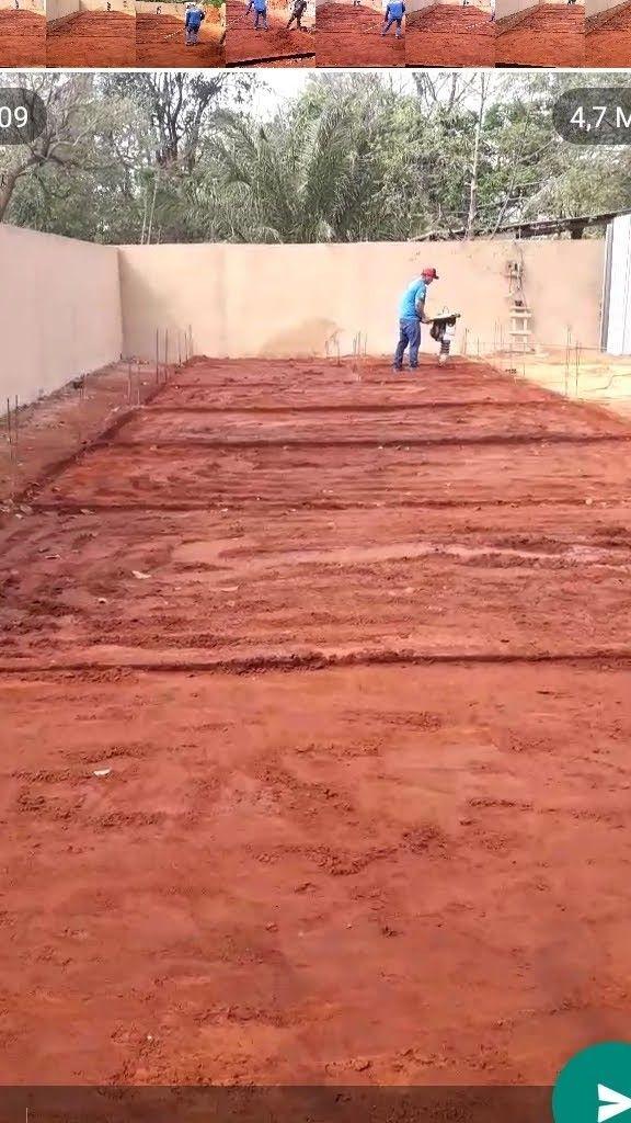 Preparação de fundação
