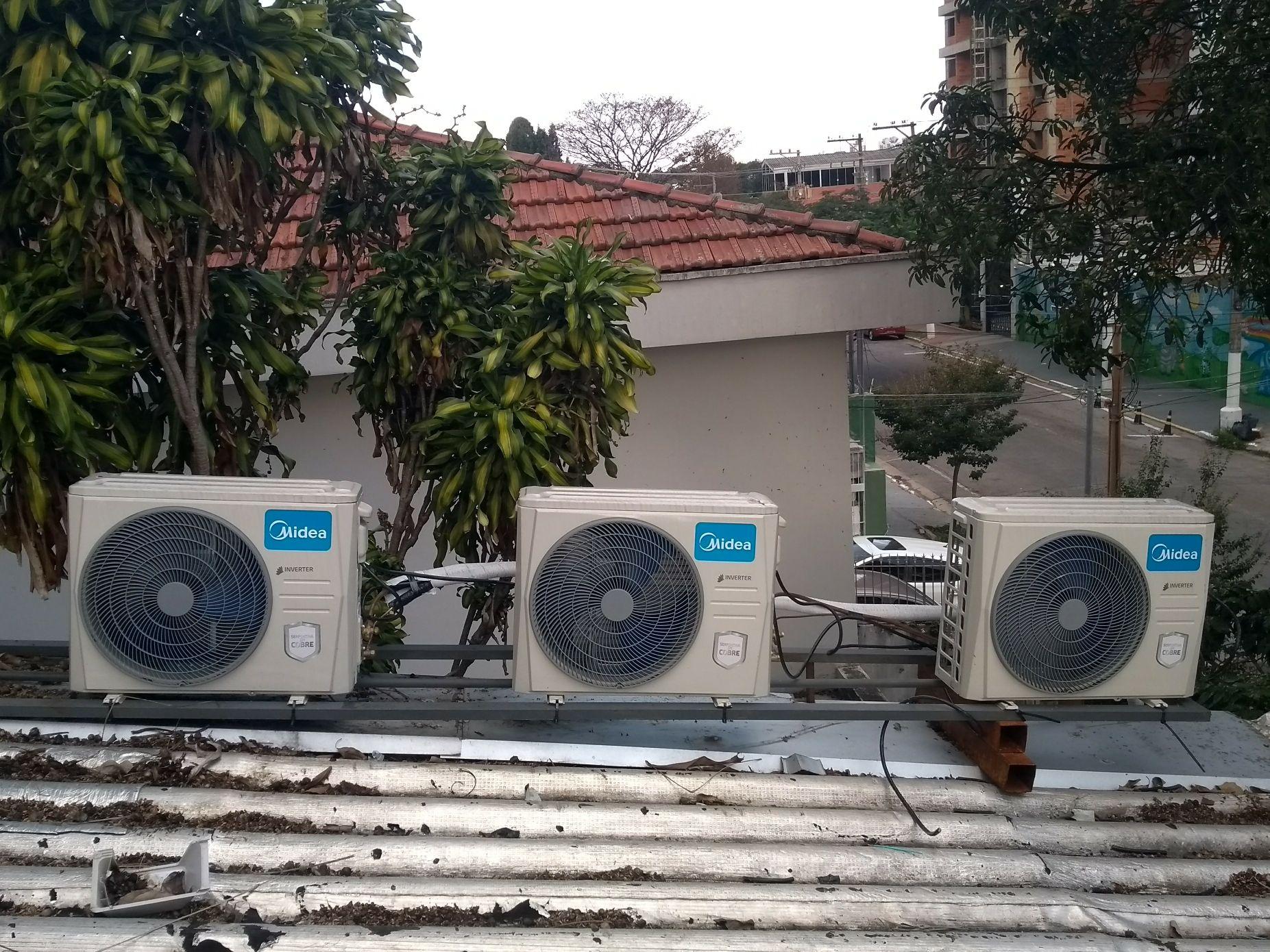 unidades condensadora