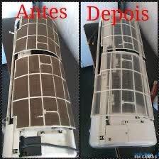 Limpeza de ar Condicionado