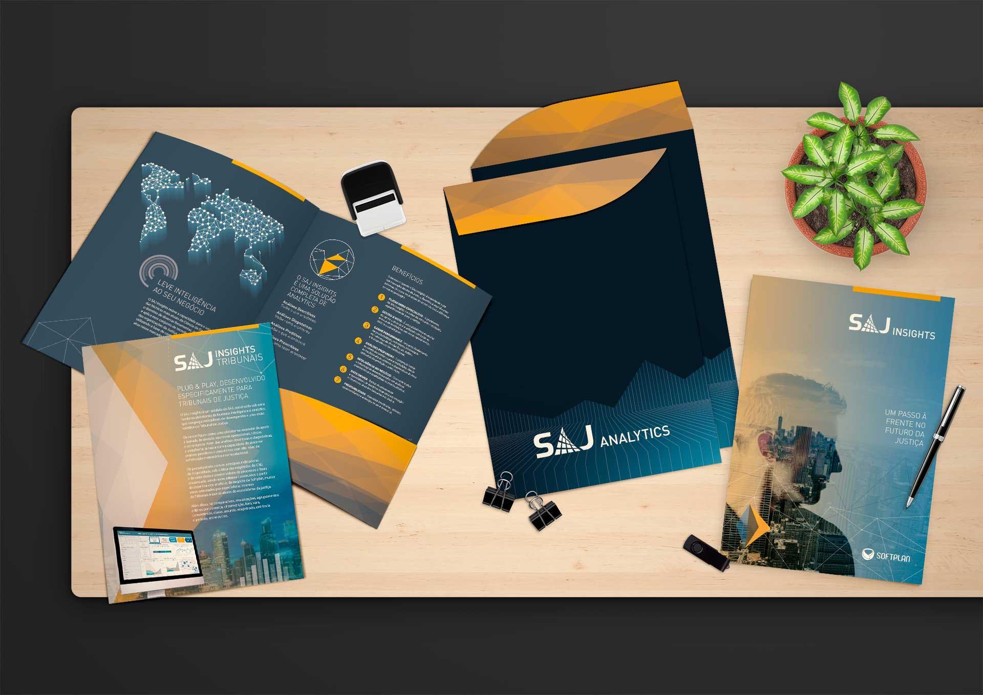 Criação de folders