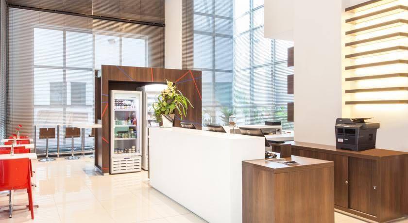 Projeto de Arquitetura para Hotel