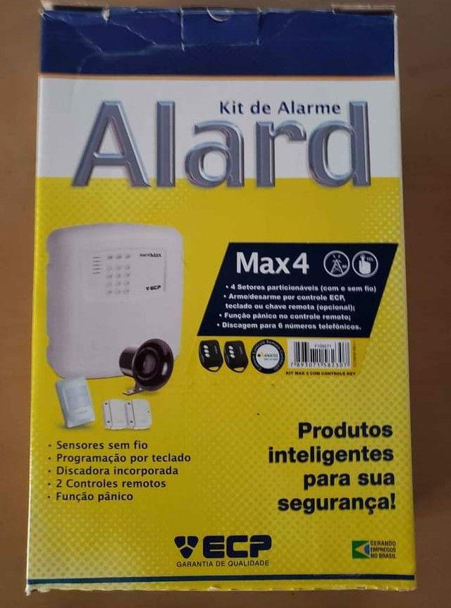sensor de alarmes