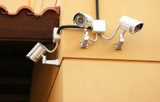 Instalação de CFTV em residência