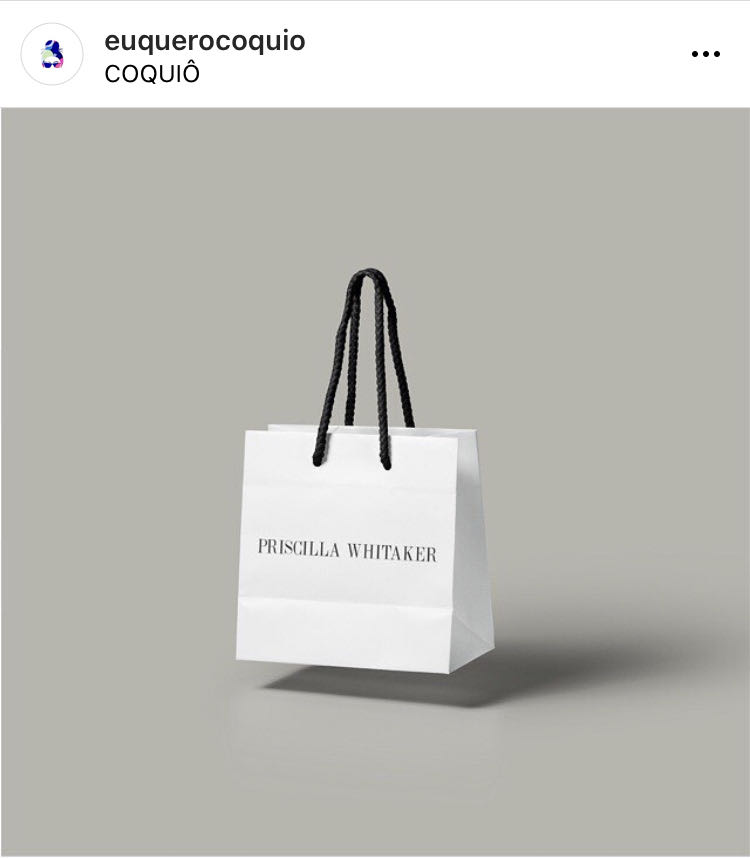 Sacolas em papel personalizadas