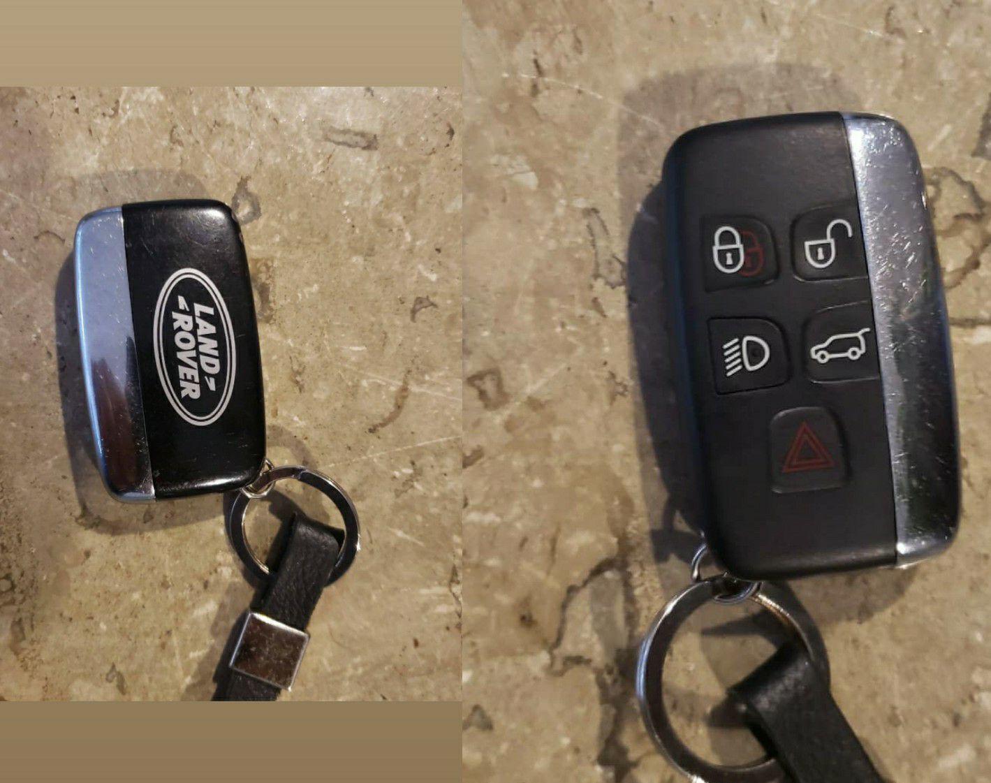 Manutenção Chave Land Rover Freelander