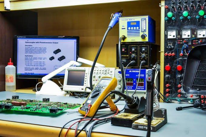 Assistência Técnica Eletroeletrônicos
