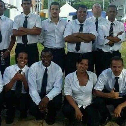 equipe de segurança