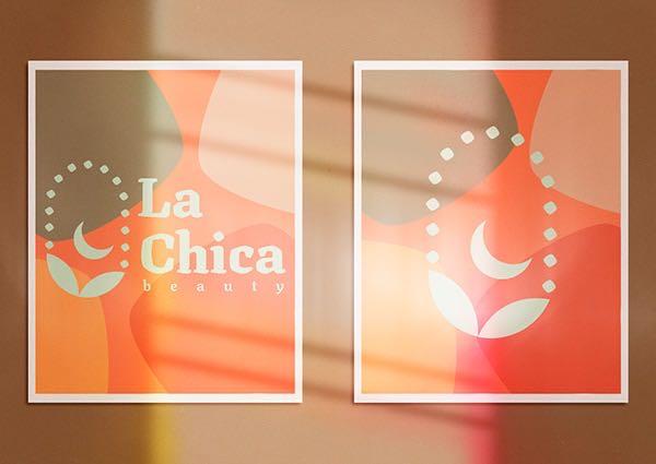 Logo - La Chica Beauty