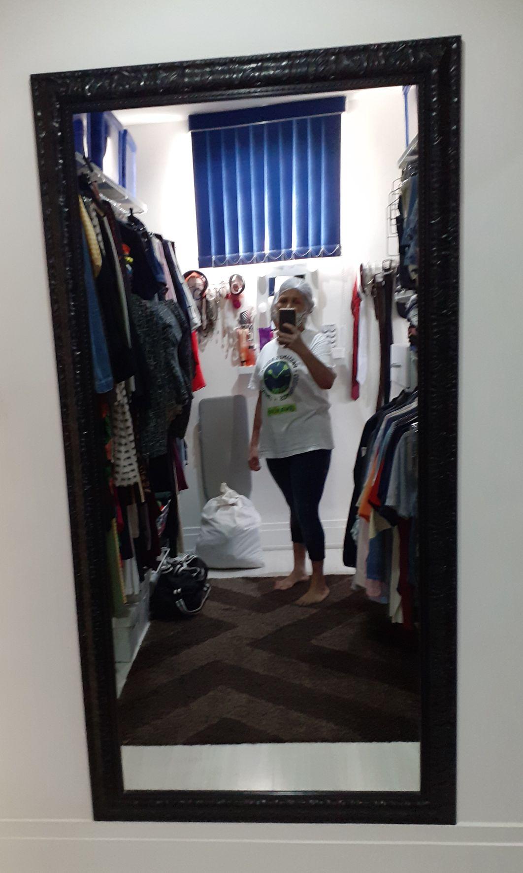 Esse é o closet