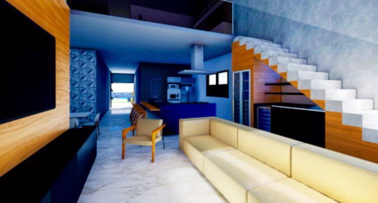 Sala residencial  💕