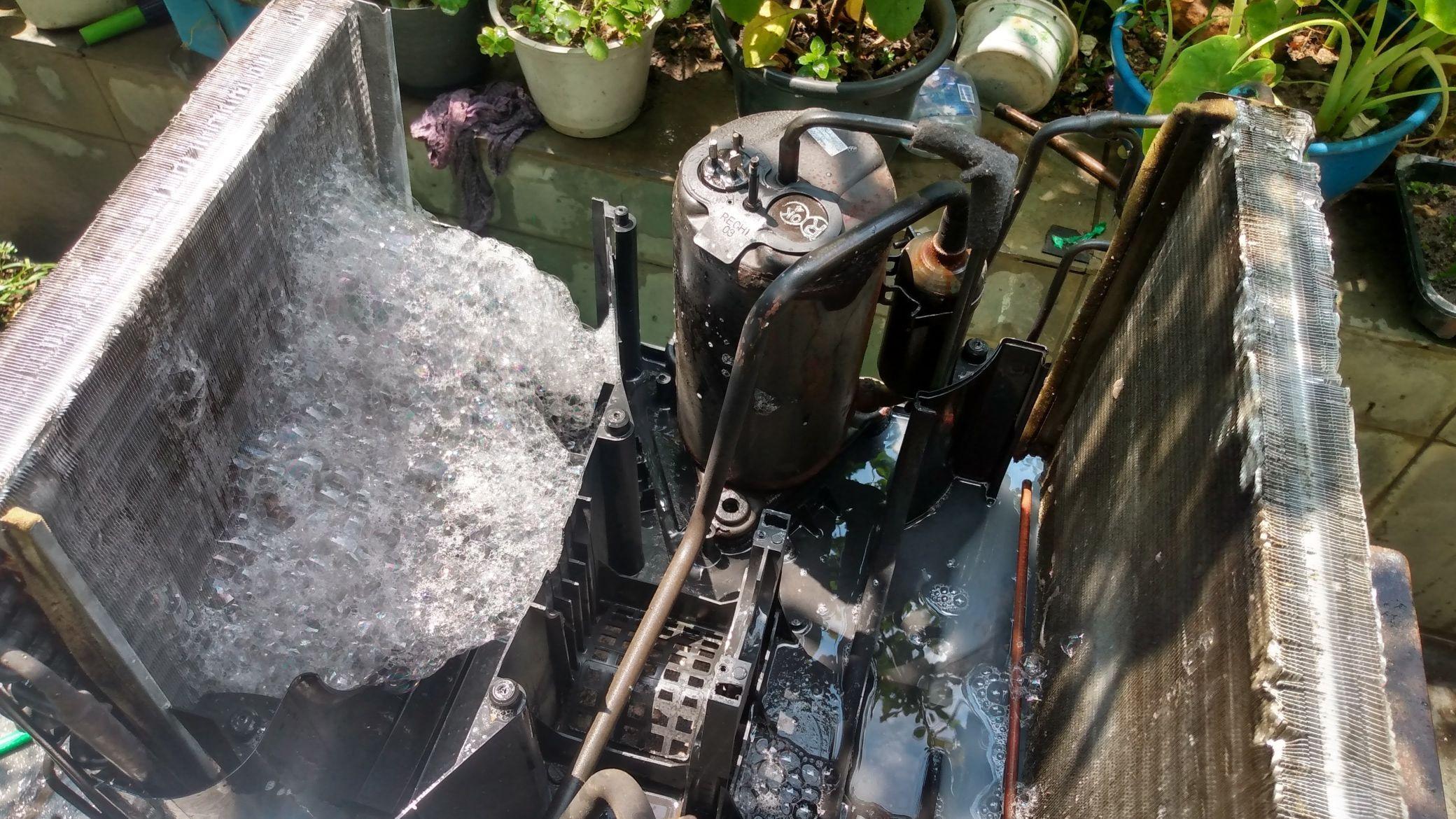 Manutenção em Ar Condicionado de janela