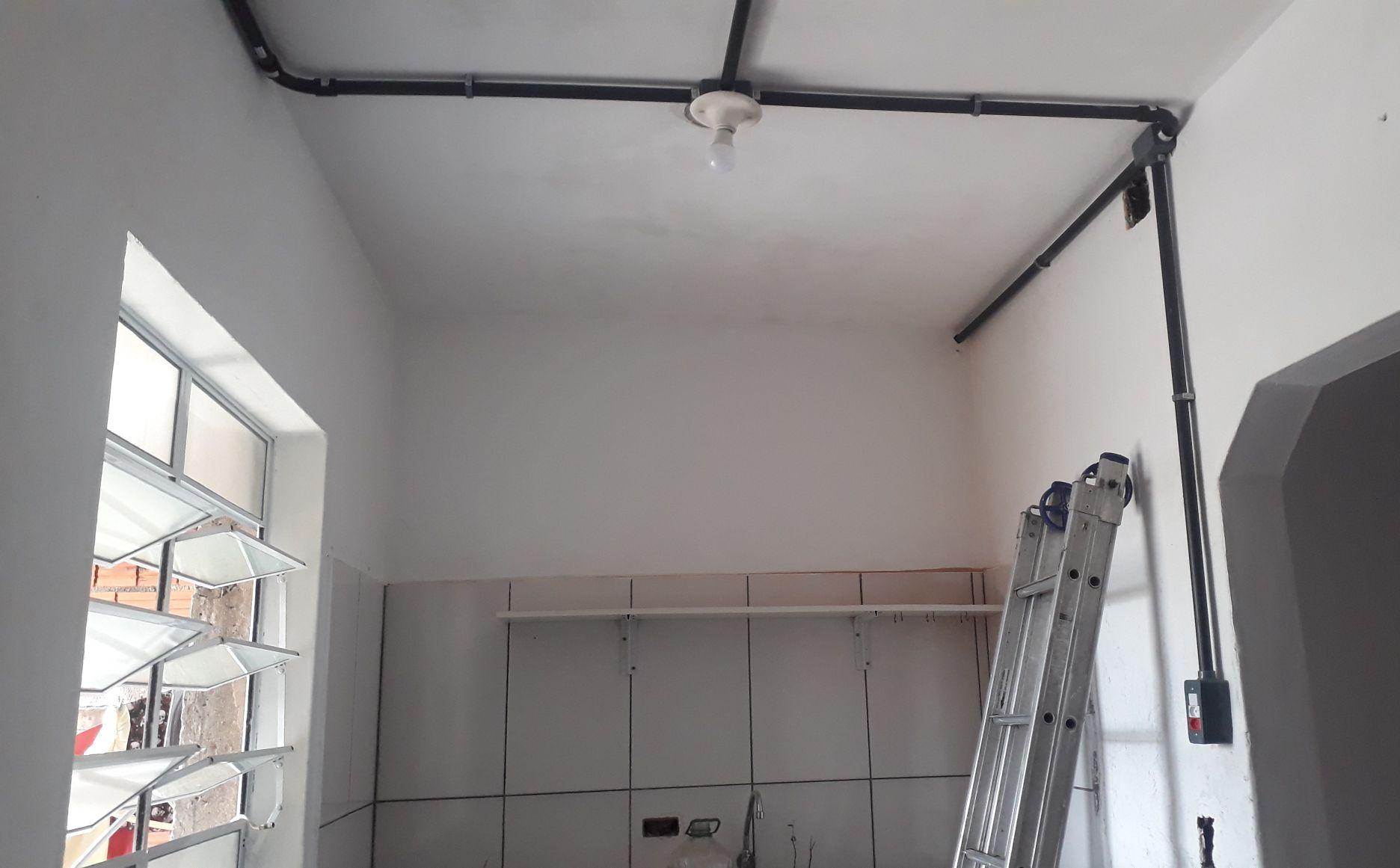 Instalações externas por Eletro dutos