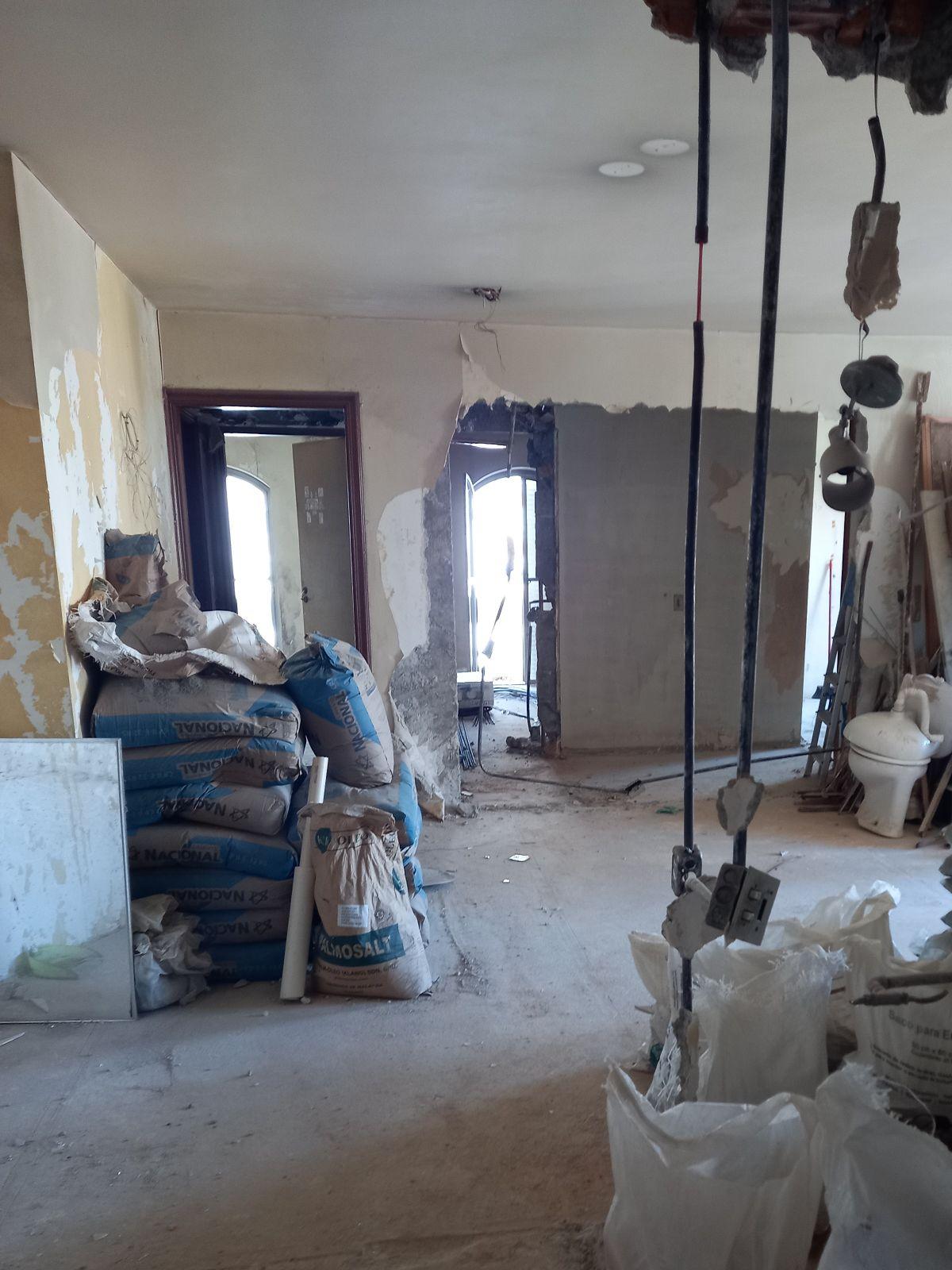 Reforma no apartamento no Sumaré SP