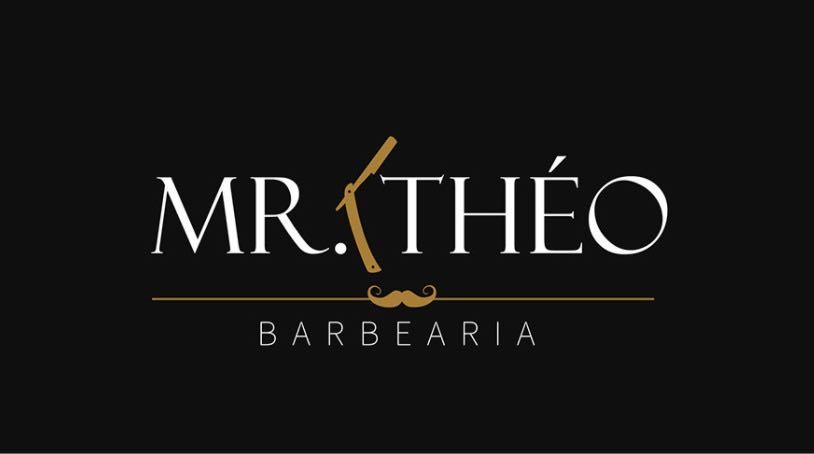 Criação de Logo para barbearia Mr Theo