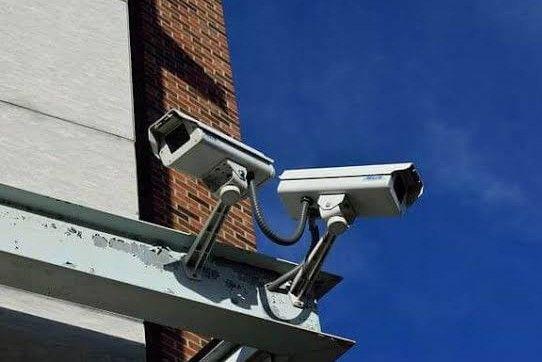Instalação de CFTV em empresa