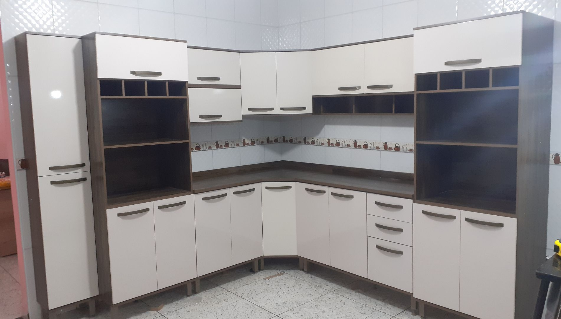 montamos sua cozinha
