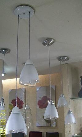 Luminária pendentes