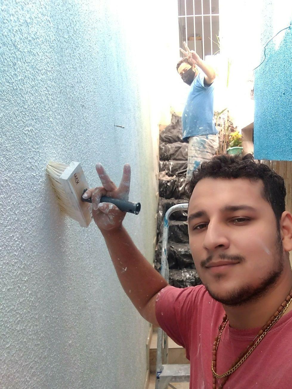 pintura em casa