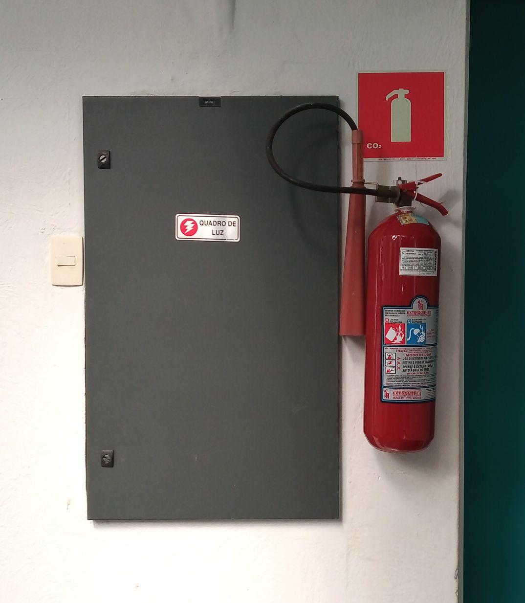 Manutenção, Instalação e Vendas de Extintores