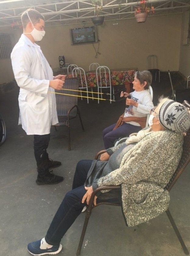 Reabilitação em idosos