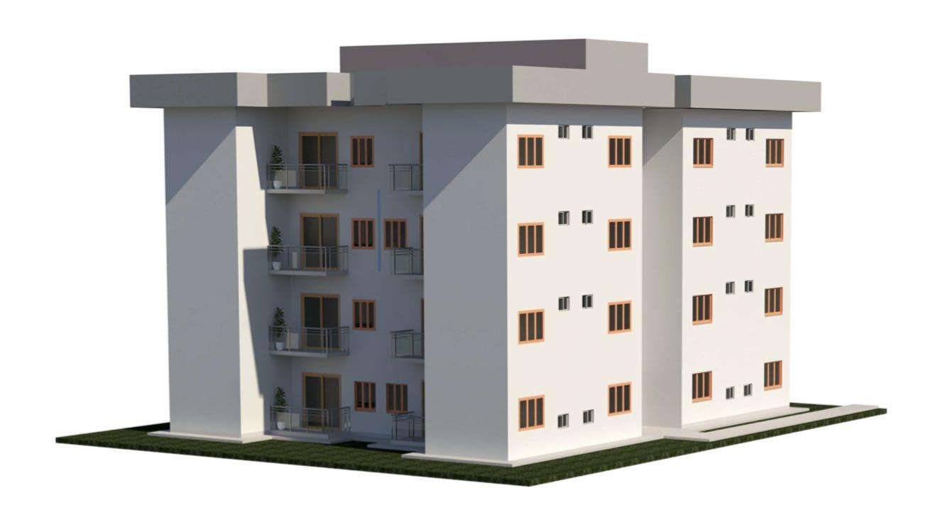 Arquitetura de um edifício