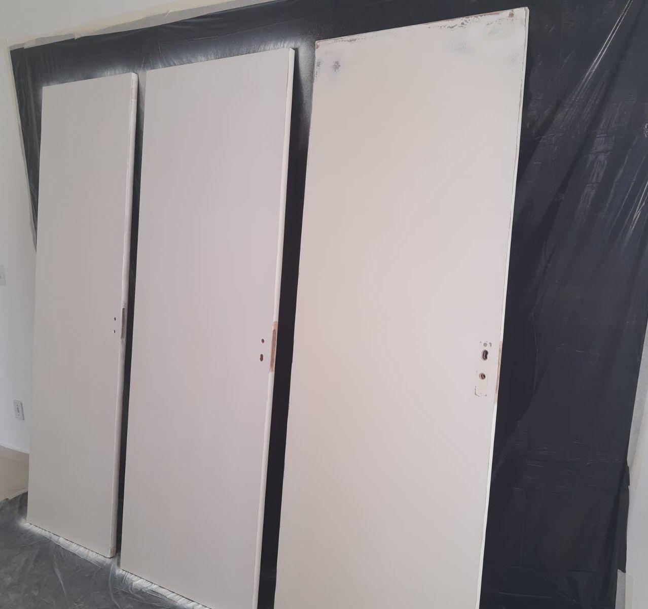 pintura de portas