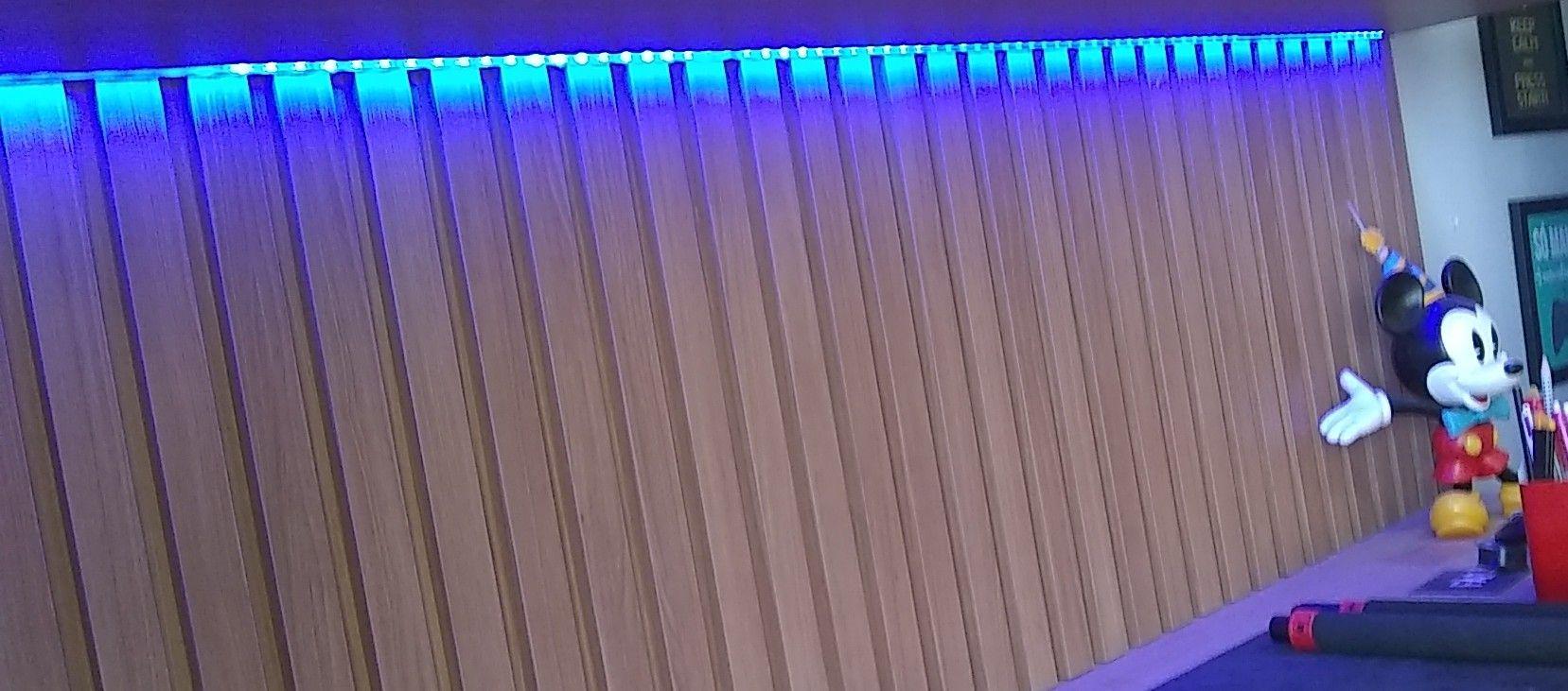 colocação de LED
