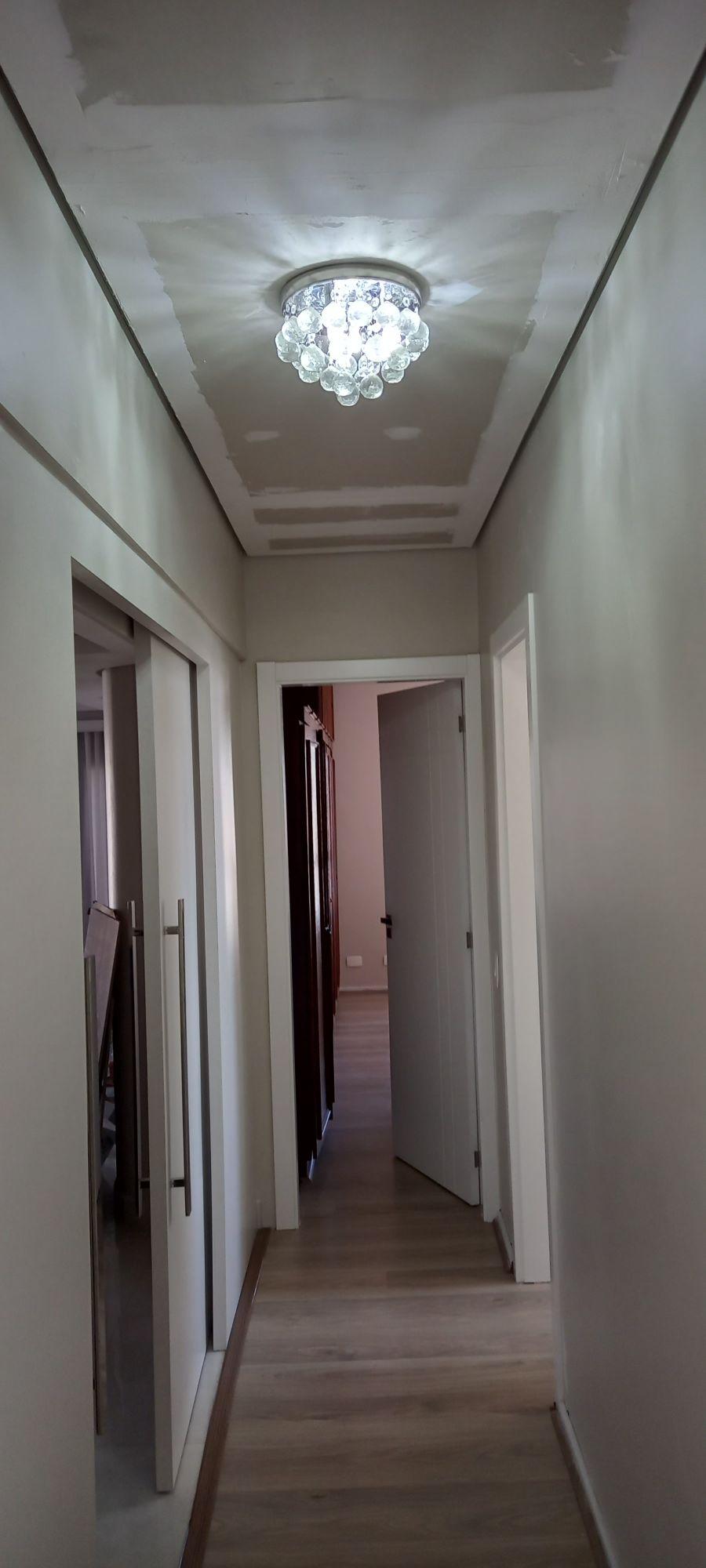 drywall e pintura