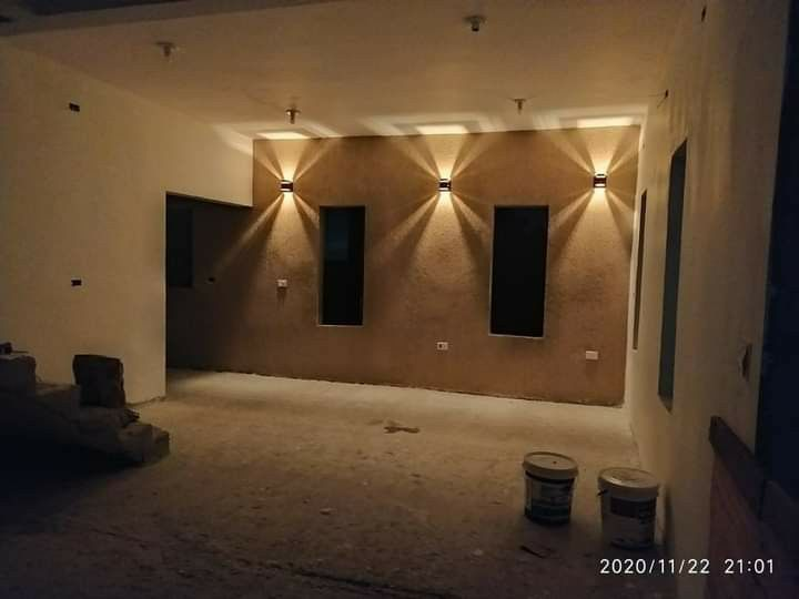 pintura e iluminação