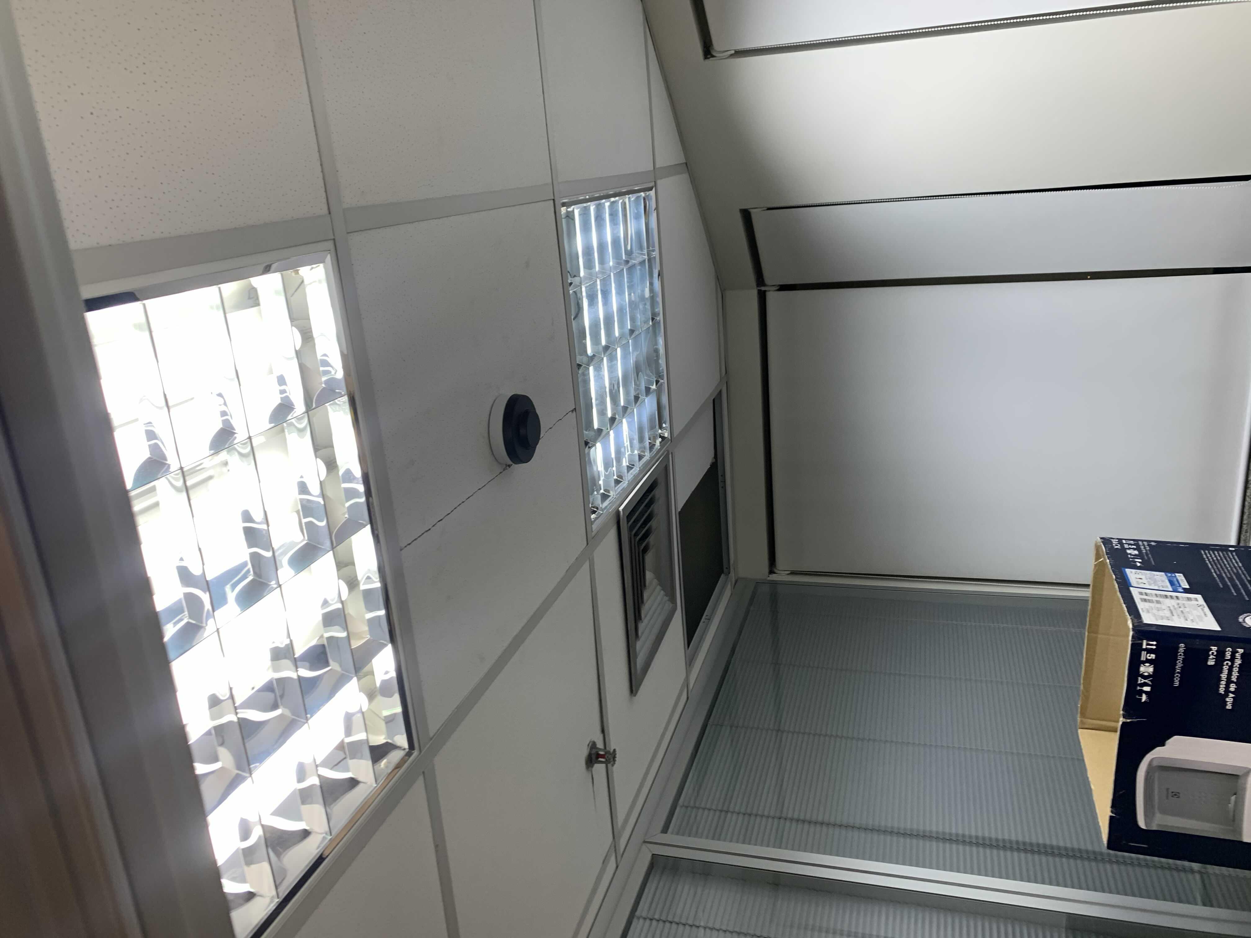 Instalação de configuração detector de temper