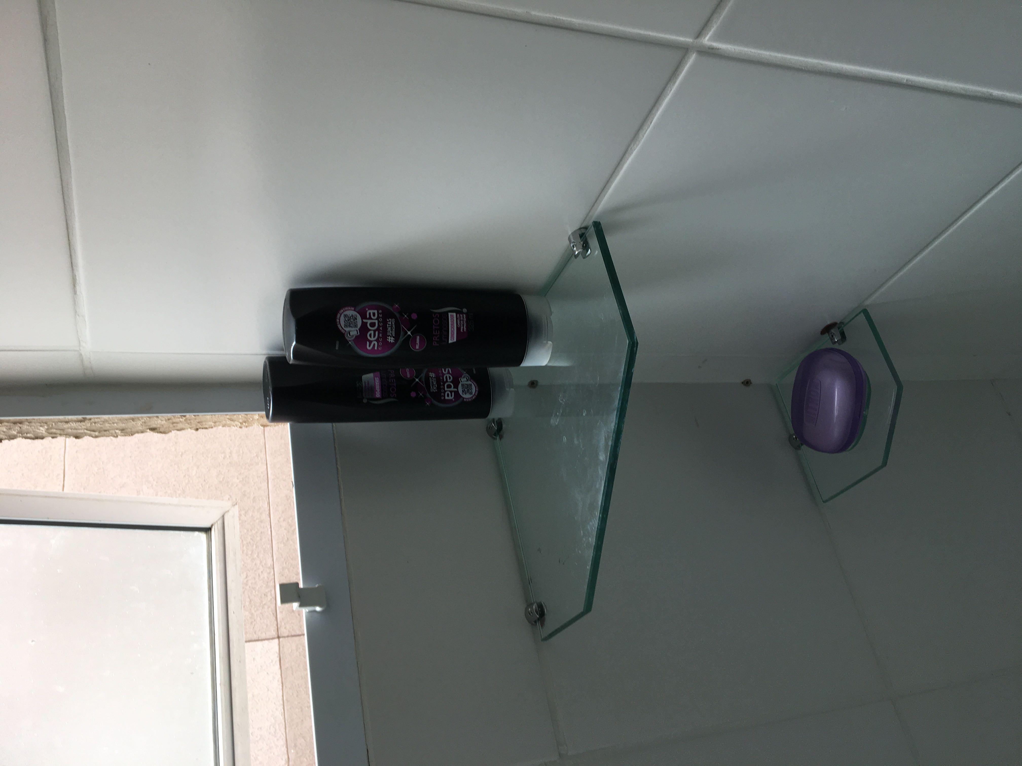 Porta shampoo 🧴 saboneteira