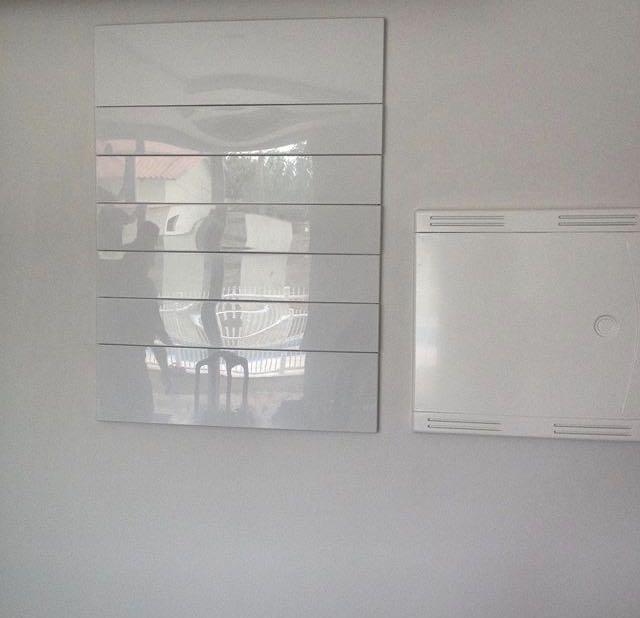 Vista externa de cd residencial