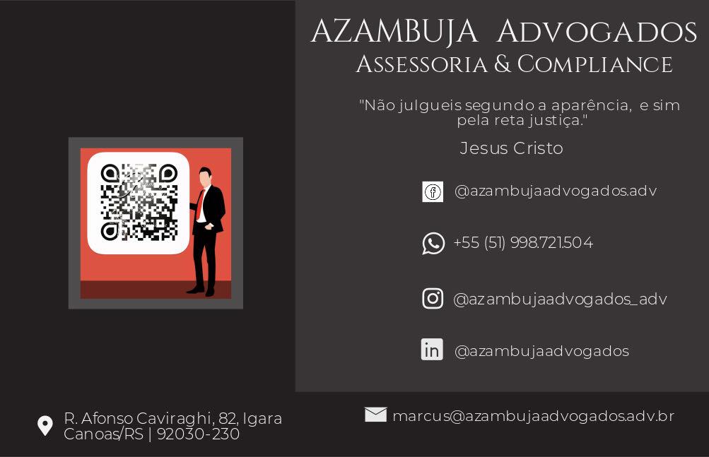 Cartão de Visita VERSO