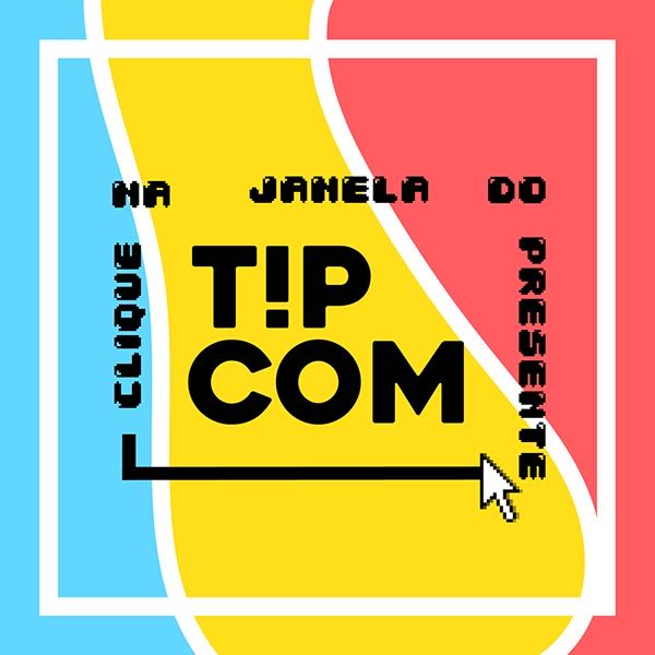 Identidade visual de evento - TipCom