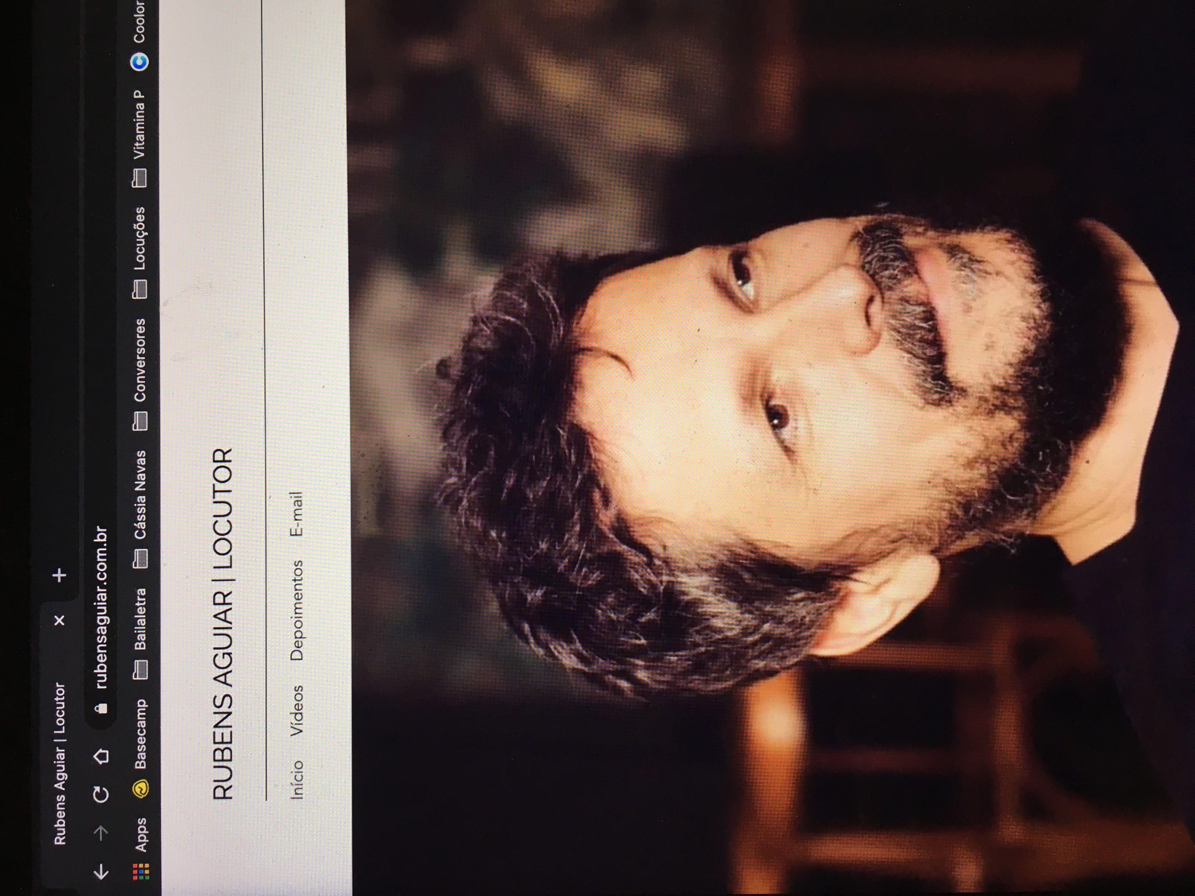 Conheça meu portfólio em rubensaguiar.com.br