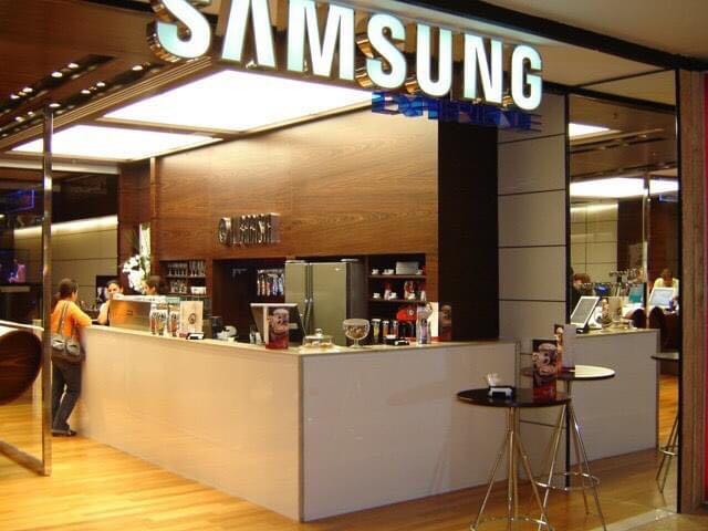 Design de Interiores - Lojas
