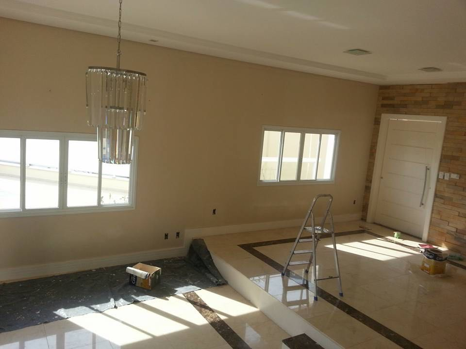 Pintura sala de estar
