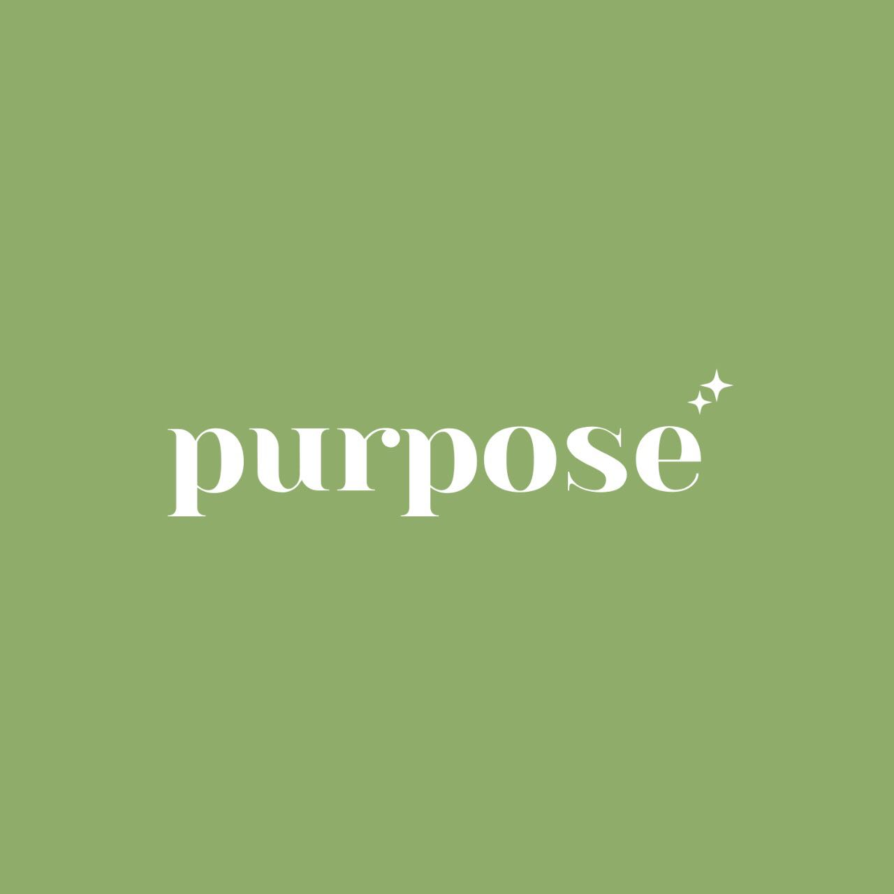 Purpose - Logotipo
