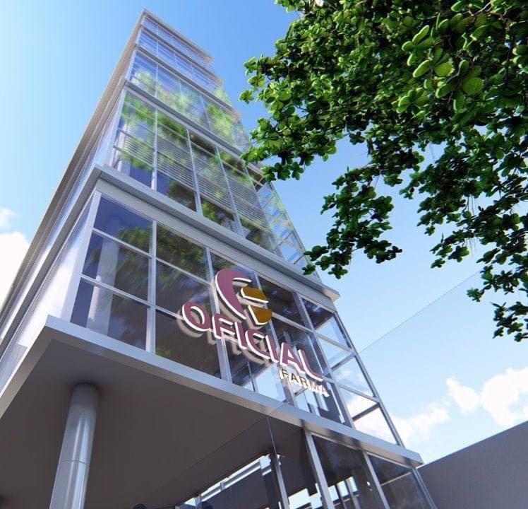 Projeto de Arquitetura Comercial (Farmácia)