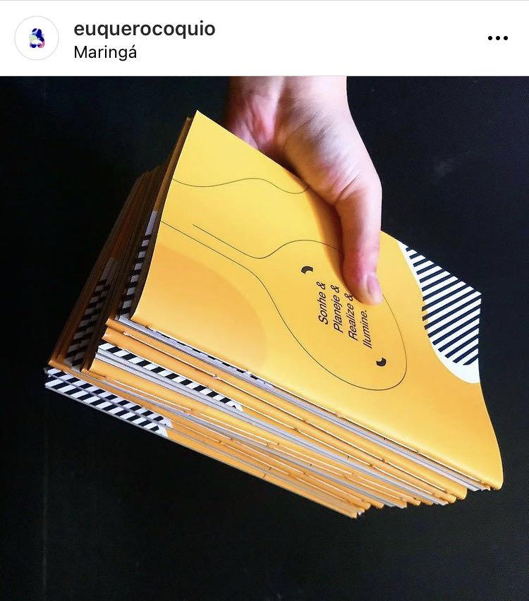 Cadernos artesanais personalizados/ brindes