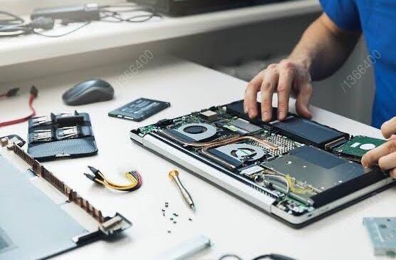 Manutenção Notebooks hardware e software