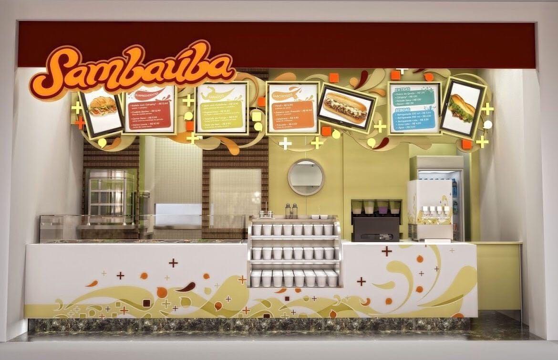 Projeto de Arquitetura Franquia (Restaurante)