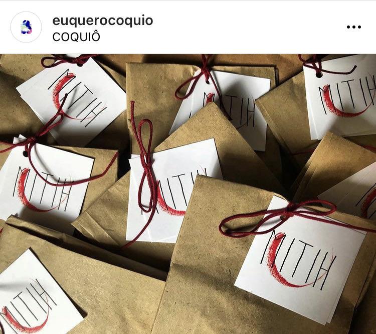 Produção de tags e cadernos personalizados
