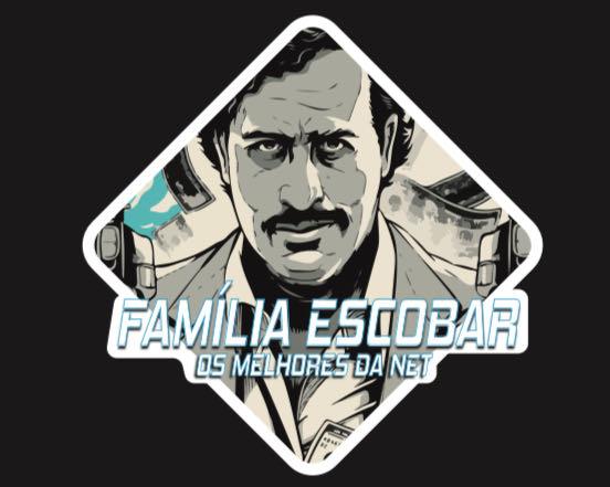 Logomarca Família Escobar