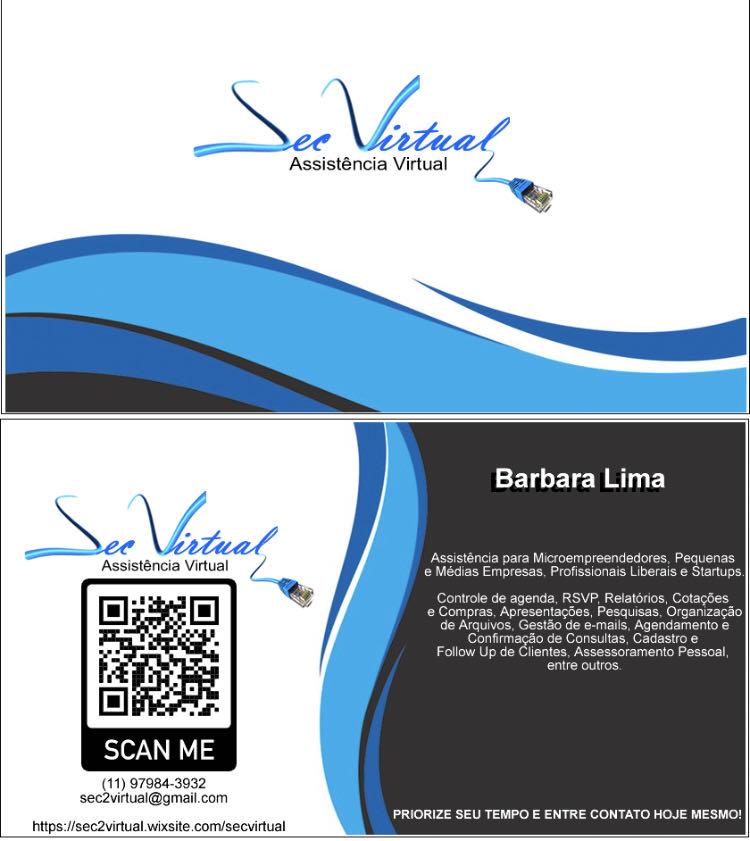 Cartão SecVirtual