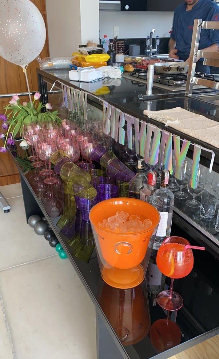 Decoração Simples Buffet Dom Barbato